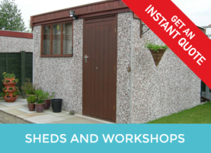 concrete sheds and workshops